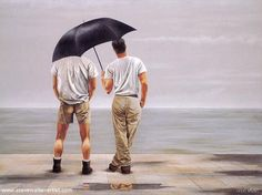 Artist: Steve Walker/Looking Out for Each Other