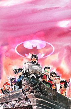 BATMAN: LI'L GOTHAM #12 Written by DEREK FRIDOLFS and DUSTIN NGUYEN Art and cover by DUSTIN NGUYEN On sale MARCH 12 • 32 pg, FC, $2.99 US • RATED E • DIGITAL FIRST • FINAL ISSUE Damian's fowlest friend Jerry has disappeared, but the people of Gotham City are not helping in his search for a missing turkey. This November, the Condiment King is making a Sandwich Day run! Then we close out the year with a bang before taking a long winter's nap.