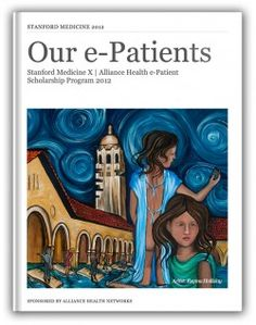 An e-book on the e-patients participating in 2012 MedX conference at Stanford with exquisite healthcare art work by Regina Holliday