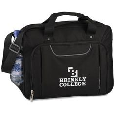 This feature-loaded laptop bag is an affordable promotional value!