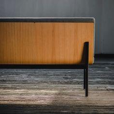 Sofa FIN #polskidesign #brokatstudio #slowdesign #polscyprojektanci #fin…