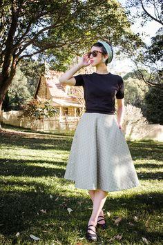 NoraFinds   Vintage Blog Vintage Blogger Sydney   Royal Aquamarine and DIY