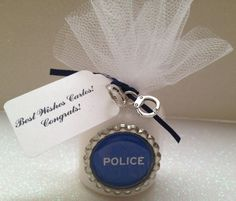 Police Handcuff Favor by TotalBlissBoutique on Etsy, $2.75
