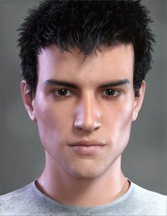 FW Tobias HD for Genesis 3 Male | 3D characters for Daz Studio and Poser