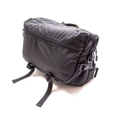 DSPTCH Slingpack - I like the way it looks and how the sling forms a 90 degree angle. Seems as it will sit properly on the hip and not just on the back diagonally. Just a little expensive for what it is. Unless its really well made. I haven't ever owned a bag from them though.