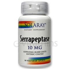 Serrapeptase is an Inexepensive Natural Miracle Medication for smokers, former smokers, COPD...