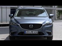 2017 Mazda 6 Wagon Design | AutoMotoTV - YouTube