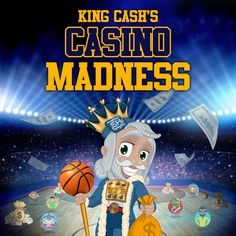 Play King Cash's Casino Madness from March 16- April 3! Root for your favorite college basketball team while scoring big cash prizes in King Cash's Casino Madness promotion beginning March 16th to coincide with the 2017 NCAA Division 1 Men's Basketball Championship games. For college basketball fans, this is the most glorious time of the year and even if you aren't a fan, it's the perfect time to cash in on King Cash's love of the game. #becauseyoudeservemore #win