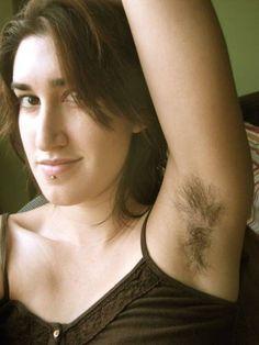 Hairy hirsute shani