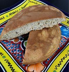 Pão de frigideira sem glúten e low carb