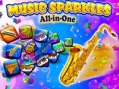 A FREE music app for kids, very fun! #music #kids #kids
