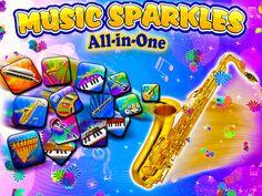 A FREE music app for kids, very fun! #music #kids #kids