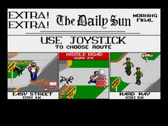 Paperboy (Commodore Amiga)