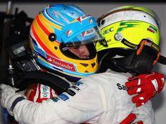 PEREZ SEPANG F1 CELEBRATION PICS Lewis Hamilton, Malaysia 2012 2012 Formula 1 Malaysian Grand Prix.  #motorsport #f1 #automotive #formula #one #race #car #lemans #btcc #le #mans #auto #art #mcqueen #steve  http://www.thegalleryofspeed.com/ #2012 #wrc #motorsport #formulaone
