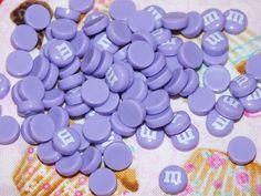 CandyCabsUK NEW! 10 pcs TINY M sweets Purple MIX Kawaii DIY Crafts Flatback Kawaii Diy, Fun Ideas, Ms, Cases, Sweets, Diy Crafts, Purple, Ebay, Gummi Candy