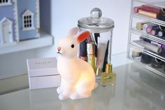 Rabbit Night Light from DotComGiftShop