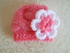 Baby Beanie Hat Baby Girl Beanies Baby Knit Beanies by effybags, $16.50
