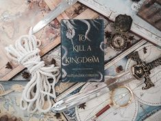To Kill a Kingdom /// @the.booklovers.guide