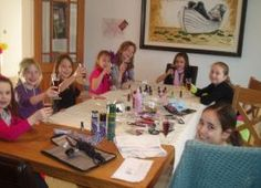 children's makeover party - Google Search