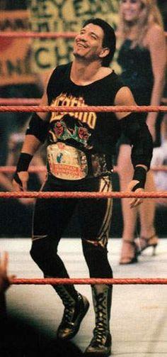 Eddie Guerrero  (October 9, 1967 – November 13, 2005)