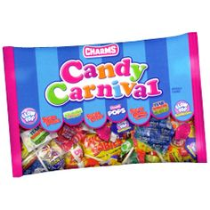 Charms Candy Carnival Assortment: 150-Piece Bag