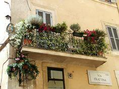 balcony garden & balcony design