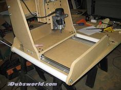 THIS IS A LEGACY POST THAT HAS NOTHING TO DO WITH POINTS AND MILES. IT'S AN ARTICLE I HAD ON A DEFUNCT WEBSITE I JUST WANTED TO KEEP SOMEWHERE A couple months ago, I decided I had it in me to have a go at building my own CNC machine. For those not familiar with …