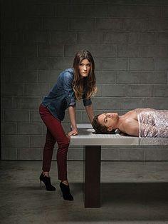 Dexter-LOVE. Sad this is the last season ;(