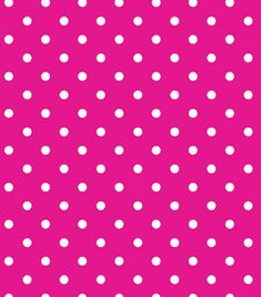 pink & white polka dot fabric for tablecloths / photobooth backdrop?