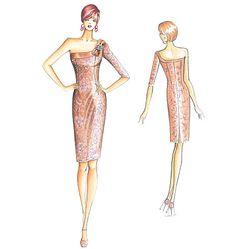 Marfy Dress