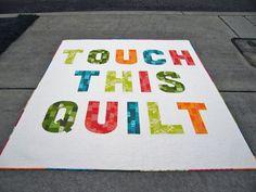 Portland Modern Quilt Guild: Madrona Road Challenge