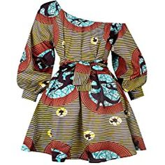 Panier Ankara Dress, African Dress, Multi Way Dress, Pleated Shorts, Prom Dresses, Summer Dresses, Ankara Styles, Street Style Women, Bodycon Dress