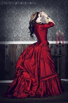 dress steampunk gothic dracula