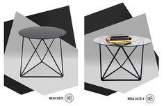 NOMO ESTUDIO Productos y objetos con estilo industrial, inspirados en lo geométrico. http://charliechoices.com/nomo-estudio/