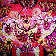 Meeri Waara Pink Art, Cards, Maps, Playing Cards