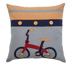 Bicycle Pillow - DEQOR.com