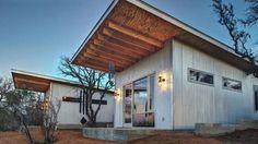 COHOUSING. Cada casa tiene una superficie de 37 metros cuadrados y su costo es de alrededor de US$ 40.000.