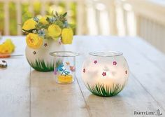 PartyLite fav for summer 2015 So adorable and perfect for the outdoor table  www.partylite.biz/natalinejepsen