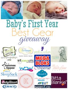 All right, this baby gear giveaway includes several items I really do like.