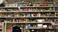 Teacher Sells 25-Year-Old Toy Collection to Help Buy Special Wheelchair for Disabled Boy - ABC News