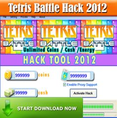 Tetris Battle Hack