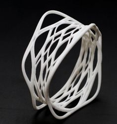 3d printed jewelry, parametric design, bracelet