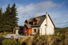 Glentorets,Accommodation - IBIKERide