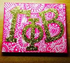 Gamma Phi Beta Canvas                                                                                                                                                     More