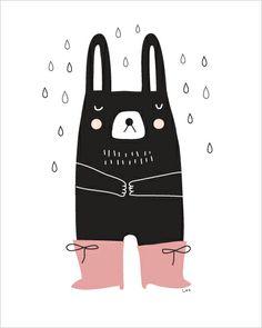 Rain Rain Go Away   Little Gatherer