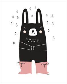 Rain Rain Go Away | Little Gatherer
