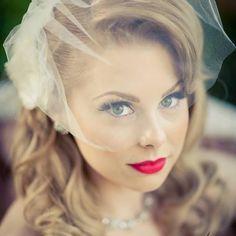 1000+ ideas about Vintage Bridal Makeup on Pinterest ...