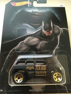 Rockster Batman vs Superman 2/7 Hotwheels