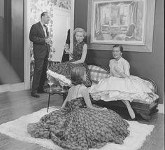Anne Fogarty Dresses 1951