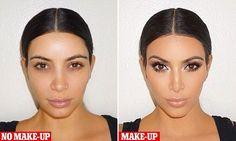 Kim Kardashian reveals her top beauty secrets